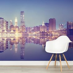 As one of the UK's leading suppliers, we're passionate about beautiful wallpaper and believe that our high quality wall murals are the best way to bring together stunning imagery and design in creative interior spaces. You're just a few clicks away from ordering the perfect picture wallpaper mural. With our quick and simple order process,...  Read more