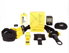 Holiday Help: Help him stay fit with this TRX Home Suspension Training Kit