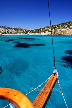 Sailing around Symi, Greece Beautiful Islands, Beautiful Places, Amazing Places, Adventure Awaits, Adventure Travel, Oh The Places You'll Go, Places To Travel, Yacht Charter Greece, Story Of The World