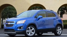2015 Chevrolet Trax: First Drive Photo Gallery - Autoblog