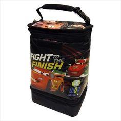 Disney Cars Dual Compartment Insulated Lunch Bag Disney http://www.amazon.com/dp/B00BD4DPYU/ref=cm_sw_r_pi_dp_1unTvb09P8KY0