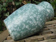 Vintage Vase – Scheurich 549 10 – turquoise & white – Fat Lava – 1950s 1960s Home Décor –West German GDR Pottery – Mid Century Modernist von everglaze auf Etsy