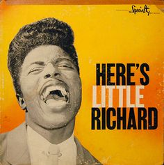 500 Greatest Albums of All Time: Little Richard, 'Here's Little Richard' | Rolling Stone