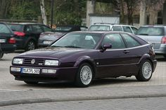 1991 VW Corrado VR6: Needless to say if you pull up to a JiffyLube or Midas and they have no idea what the name of your car is, it's a future classic. Period styling is the key to having a classic car. The lines are definitely 90s, all you need is a Nirvana CD and you are ready to hit the town.