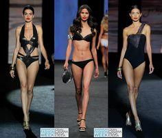 Top Swimwear Trends 2016 at Gran Canaria Moda Calida: Black
