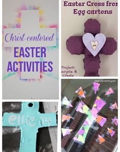 Christ-centered Easter Activities - Teach Me Mommy