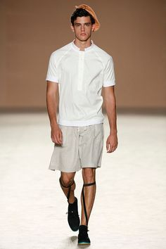 Edgar Carrascal Spring Summer 2017 Primavera Verano #Menswear #Trends #Tendencias #Moda Hombre - F.Y!