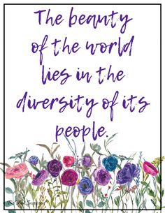 Building a Community that Embraces Diversity Diversity Quotes, Racial Diversity, Social Work Quotes, Community Quotes, Christian Quotes, Christian Women, Christian Living, Sisters In Christ, Christian Inspiration