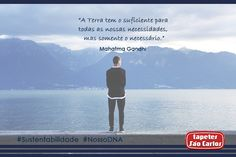 #Sustentabilidade #NossoDNA