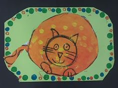 Mrs. Allen's Art Room: Kindergarten Art