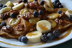 Gluten Free Banana Oatmeal Pancakes  Follow my blog: http://www.bunnygirlbites.wordpress.com/  for more gluten free, healthy recipes!