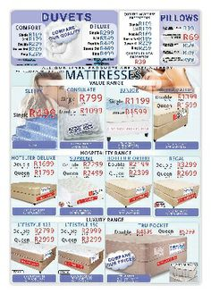 Factory Shops and Shopping Online in Cape Town, Johannesburg, Durban, Gauteng, South Africa