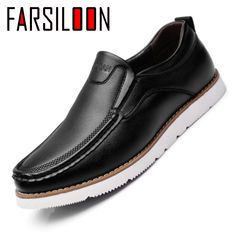 Autumn Men's Causal Comfortable Waterproof Soft Solid Slip-Up Shoes Men's Breathable Lazy Peas Loafers Shoes Men Up Shoes, Shoes Men, Dress Shoes, Loafer Shoes, Loafers, Slip Up, Oxford Shoes, Autumn, Free Shipping