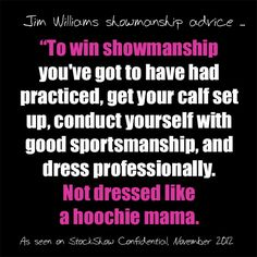 Livestock Motivation by Ranch House Designs. Spoken by Judge Jim Williams