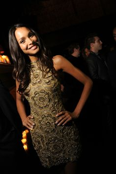 Lais Ribeiro---Crushing on Angels at the Victoria's Secret After Party