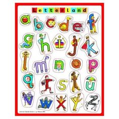 letterland games - Google Search