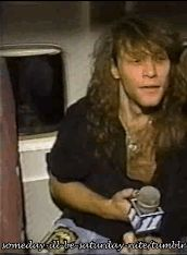 """notoldjustolder:  """"someday-ill-be-saturday-nite:  """"loopyloujovi:  """"someday-ill-be-saturday-nite:  """"greekgoddess-a-d:  """"someday-ill-be-saturday-nite:  """"Jon Bon Jovi 1988  I have to work tomorrow & then I'm heading to NYC for the weekend with my sister so I..."""