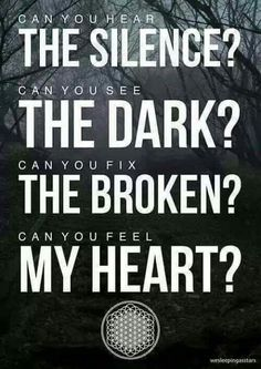 #CanYou... #BMTH
