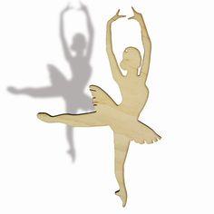 Купить модель балерина в арабеске в интернет-магазине Kroko&woodi