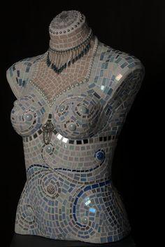 Mosaic torso Isabella