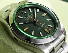 I'm not usually a fan of Rolex, but this watch is gorgeous - Rolex Milgauss