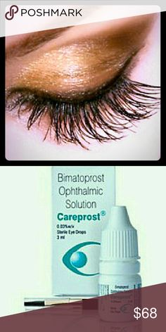12 Careprost Eyelash Lengthener Auto Shipping Receive 1 bottle 3 ml careprost with brush every month on the date of your choice for 12 mo.  No other fees. No worry of ordering every month. Factory sealed new. $5.66 per bottle. What a savings! careprost Makeup Eyeliner