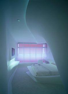 Hotel Puerta America - Madrid,  Zaha Hadid