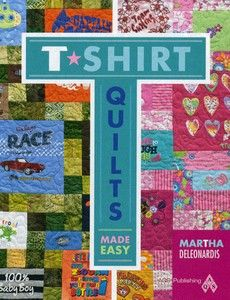 T-Shirt Quilts Made Easy - read this later  @Ashlee