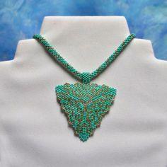 . Turquoise Necklace, Crochet Necklace, Jewelry, Fashion, Moda, Jewlery, Jewerly, Fashion Styles, Schmuck