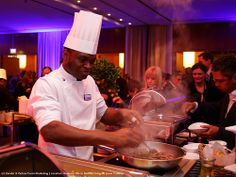 Evening reception of the International Hotel and Investment Forum (IHIF) at the Radisson Blu in Berlin. 1,400 guests from 73 countries and just 1 topic: Africa. We assisted the host Radisson Blu from the idea and design to the creation and production of this unique evening, including the entertainment. Overall, with the state-of-the-art projections on the subject of Africa, a spectacular art and Event form.  #Projection #Light #Radisson #Reception