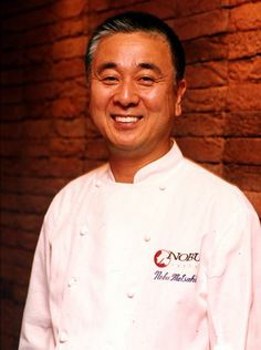 "Crystal works with culinary star Chef Nobuyuki ""Nobu"" Matsuhisa to create the top-rate cuisine at Silk Road."