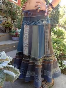 Make Upcycled Clothing! Yay i doing this. An a skirt like this will be in the near future :-)