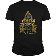 If Your Body is a Temple, Why Not Decorate the Walls T-Shirts, Hoodies. GET IT ==►…