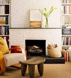 Visita un pequeño apartamento con diferentes colores