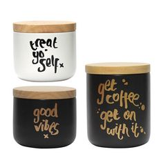 We've still got some of the amazing Kitchen Canisters from Me & My Trend remaining but they are selling fast. Get in while you can. Tess is working hard to get all the orders out in time for Xmas so you've got until Sunday night to get all your orders in (NZ based orders only). Yay! http://ow.ly/W74wP #Xmas #xmasgifts #homedecor #forkeepsstore #kitchendecor #kitchencanister