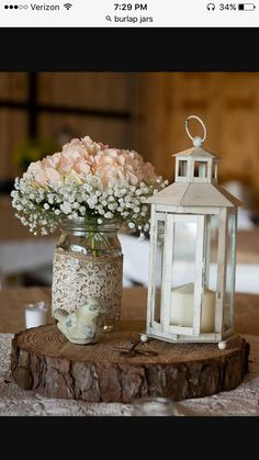 40 Inspiring Canning Jar Centerpieces Images Mason Jar Jars