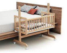 Baby Bedside Crib, Baby Crib Diy, Baby Bassinet, Baby Cribs, Baby Bedroom, Baby Boy Rooms, Baby Room Decor, Baby Room Storage, Baby Room Design