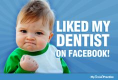 HAHA cute, hopefully you've liked OUR FB page... If not, here it is :)  https://www.facebook.com/BridgeDentalCharleston?ref=tn_tnmn