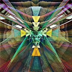 THE MAGNIFICENT OPULENCE OF THE FAKE GODS  . Too much striking shining money is never divine…   #gods #abstract #art #instaart #digitalart #artwork #artstagram #symbol #symbology #symbolic #symbolisme #symbolicart   #symbols #symbolism