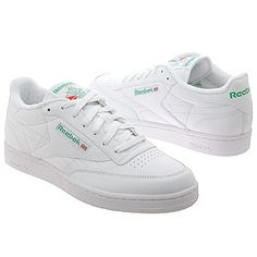 Reebok Club C Shoes (White) - Men s Shoes - 8.0 M 9ea7ededb