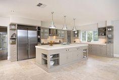 modern kitchen design - Google Search