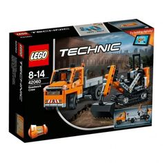 Lego 42060 Wegenbouwploeg