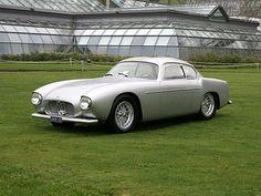 """specialcar: """" 1954 Maserati A6G 2000 Zagato Coupe """""""