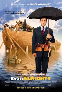 Evan Almighty Sub Indo : almighty, MOVIES, Ideas, Movies,, Movie, Posters