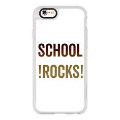 Back to school 6 2016 - iPhone 6s Case,iPhone 6 Case,iPhone 6s Plus... ($40) ❤…
