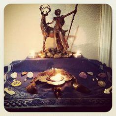 yr altared