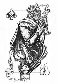 Stunning Eye Catching Tattoo Sketches Design Ideas ) ) If you're going to obtain a tattoo it's important to understand just precisely what you want. Finding a tattoo is an enjoyable and exciting means of s… Tatoo Art, Body Art Tattoos, Sleeve Tattoos, Poker Tattoo, Wrist Tattoo, Skull Tattoos, Foot Tattoos, Flower Tattoos, Tattoo Ideas