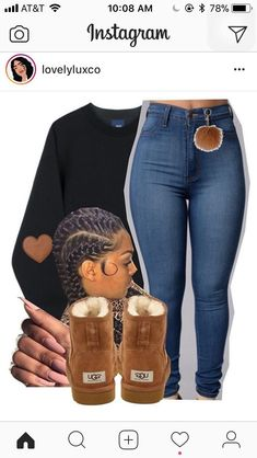 Medium wash ripped skinny jeans,white and blue striped hoodie or gray justice tunic,black boots or gray boots or adidas superstar Cute Swag Outfits, Dope Outfits, Outfits For Teens, Trendy Outfits, Teenager Outfits, College Outfits, Teen Fashion, Fashion Outfits, Dope Fashion