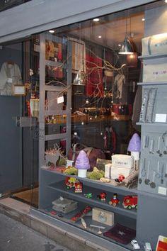 Lin et Cie shop window