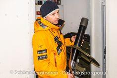 Nein, kein Manöver, sondern ein Raketenwerfer für Lawinensprengungen der Davoser Bergrettung am Jakobshorn - Foto: Mario Hübner